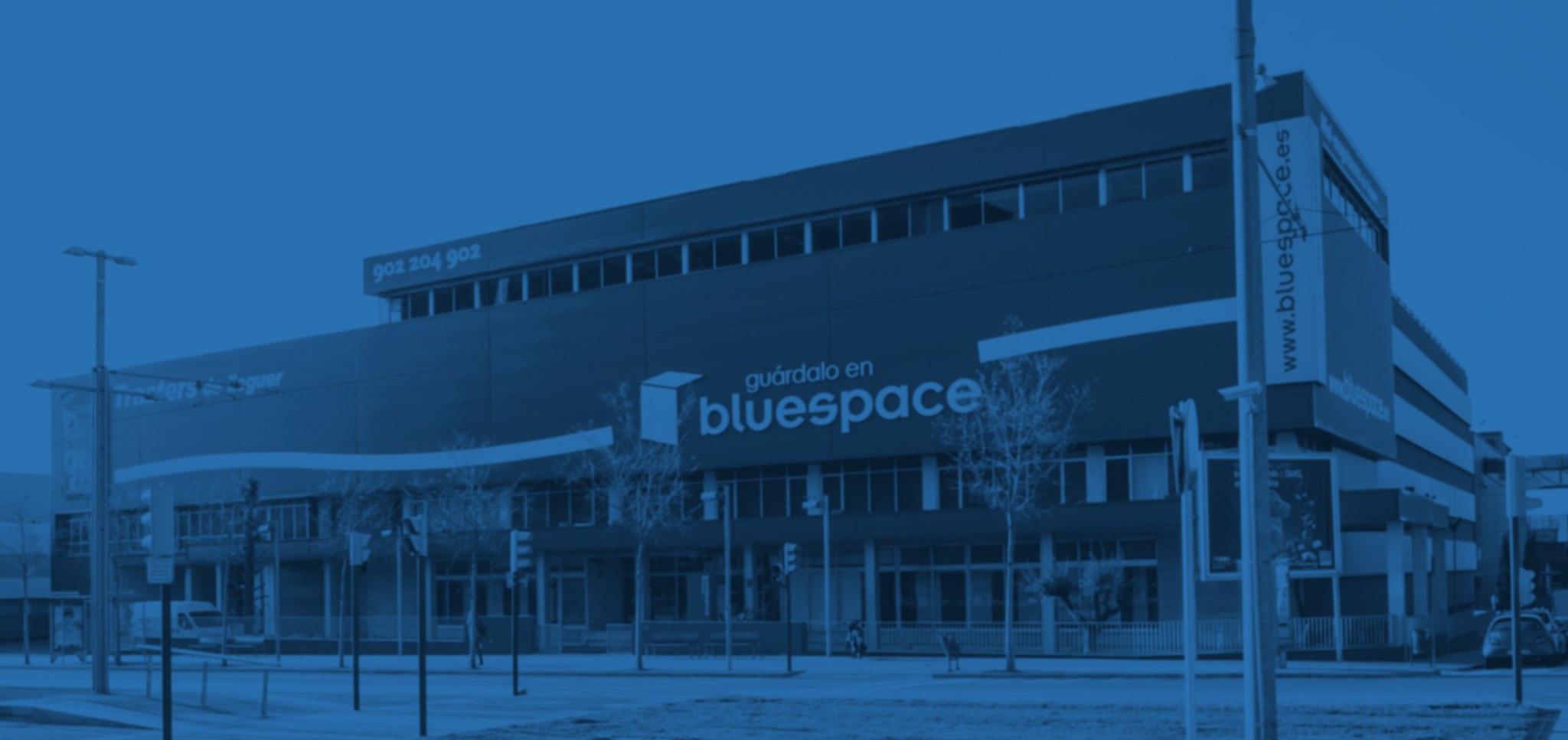 Local Bluespace